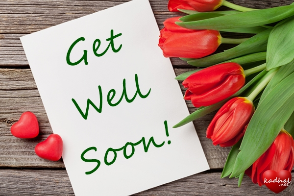 Get Well Soon Wishes for Him